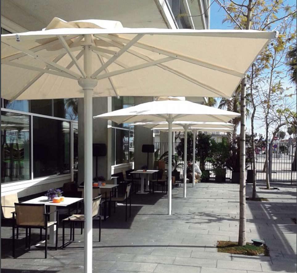 parasoles venta de toldos en Barcelona