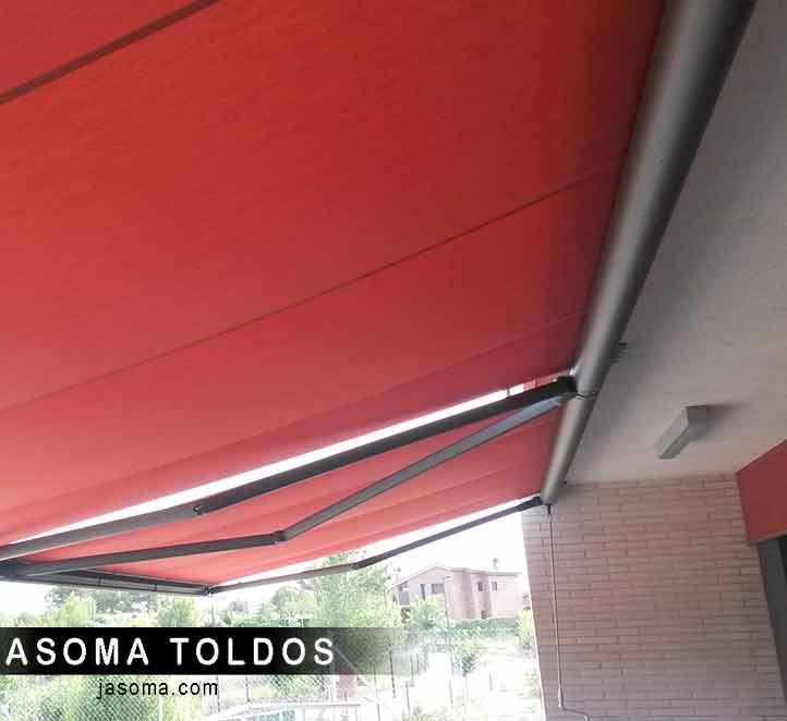 cofre 990 instalación en una casa de Barcelona
