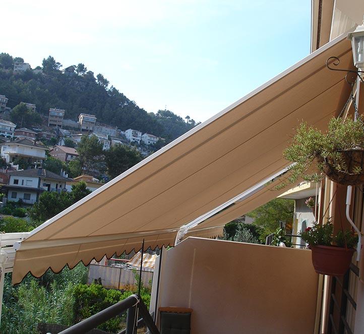 toldos barcelona nuestros corredero enrollable soluciones para terraza