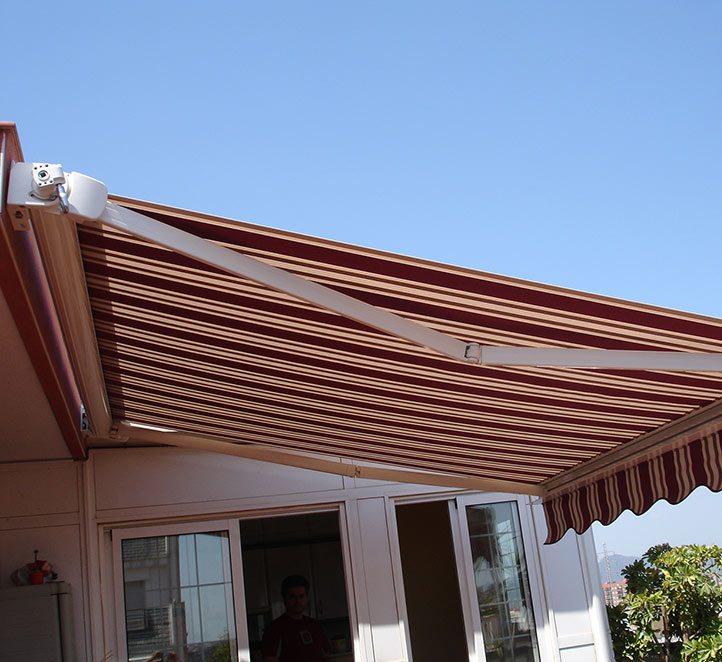toldos cofre soluciones para la fachada de tu casa