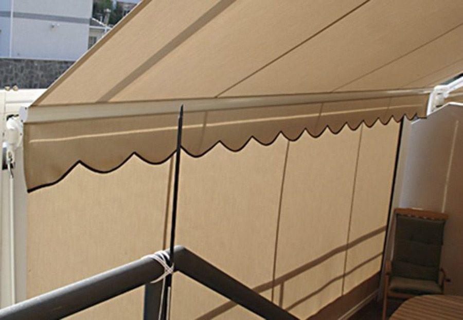 Como limpiar un toldo de terraza gallery of toldo cofre for Limpiar toldos lona