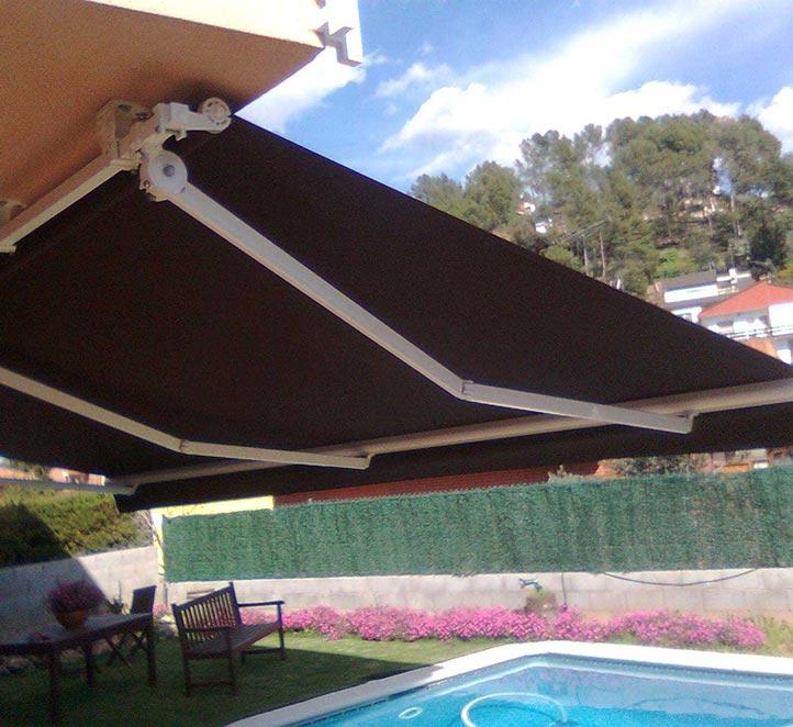 toldos monobloc toldos de calidad instalado en Sant Cugat