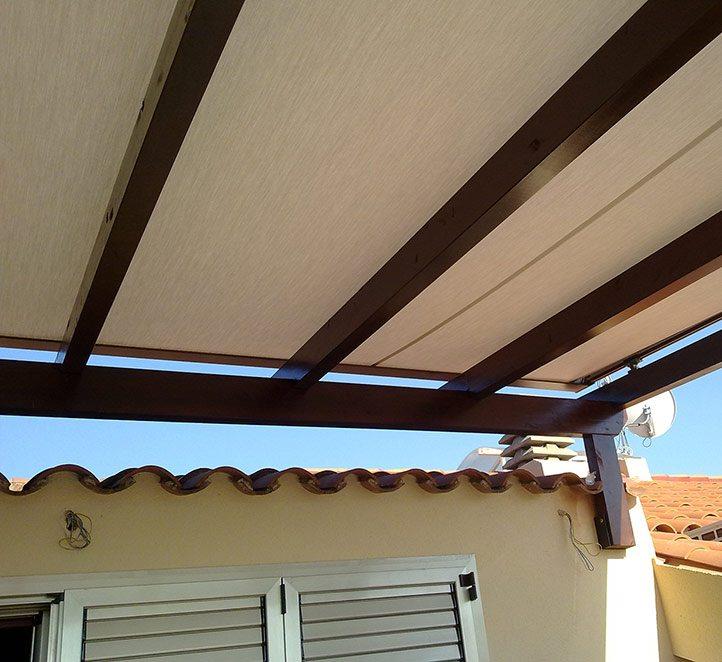 toldos veranda venta de toldos en sant cugat instalación en una casa