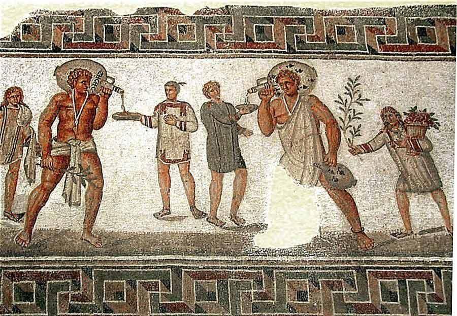 proteccion solar en la antigua roma