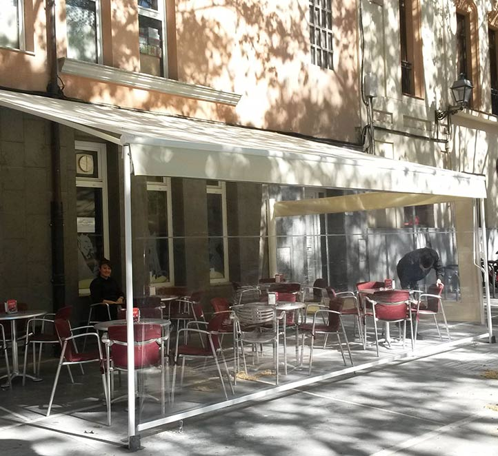 toldo markilux 1300 basic toldo de calidad en barcelona