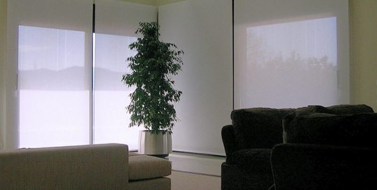 cortina enrollada 4151 toldos de calidad en Barcelona