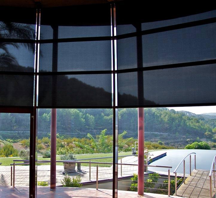 cortina enrollable 4179 todas nuestras cortinas técnicas