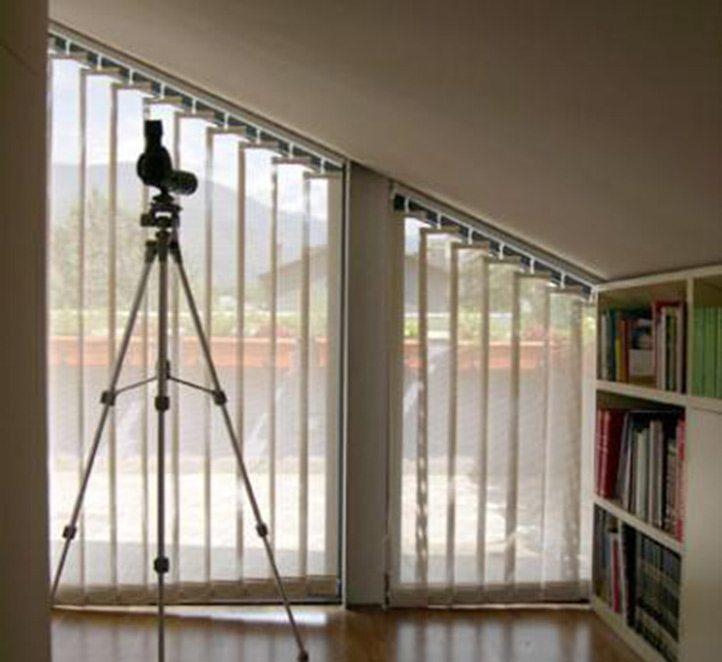 cortina vertical todos nuestros toldos en Barcelona