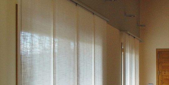 panel japones todas nuestras cortinas técnicas