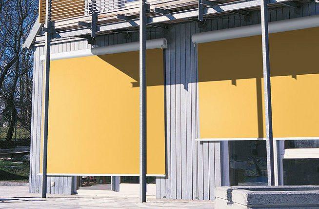 toldos verticales con cable nuestro modelo markilux 710