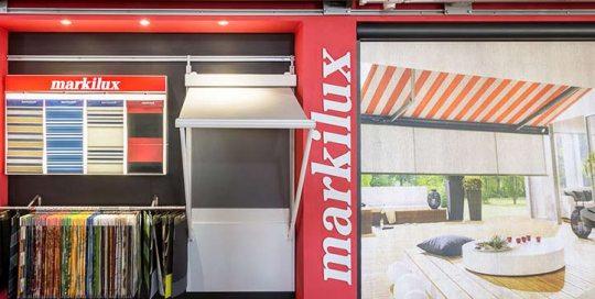 toldos y exposición Markilux en Alemania. Entra en http://jasoma.com
