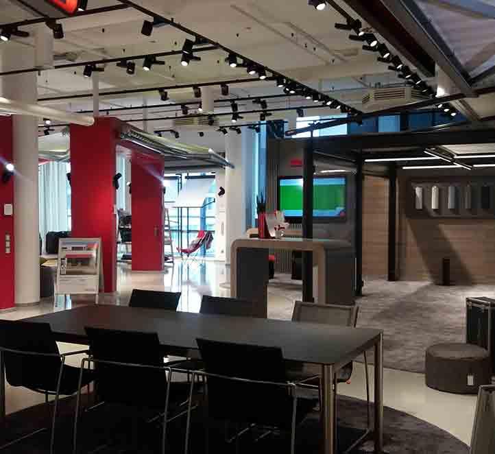 toldos markilux nuevo showroom en berlin