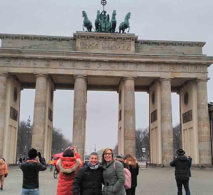 toldos markilux la visita de los profesionales a Berlín