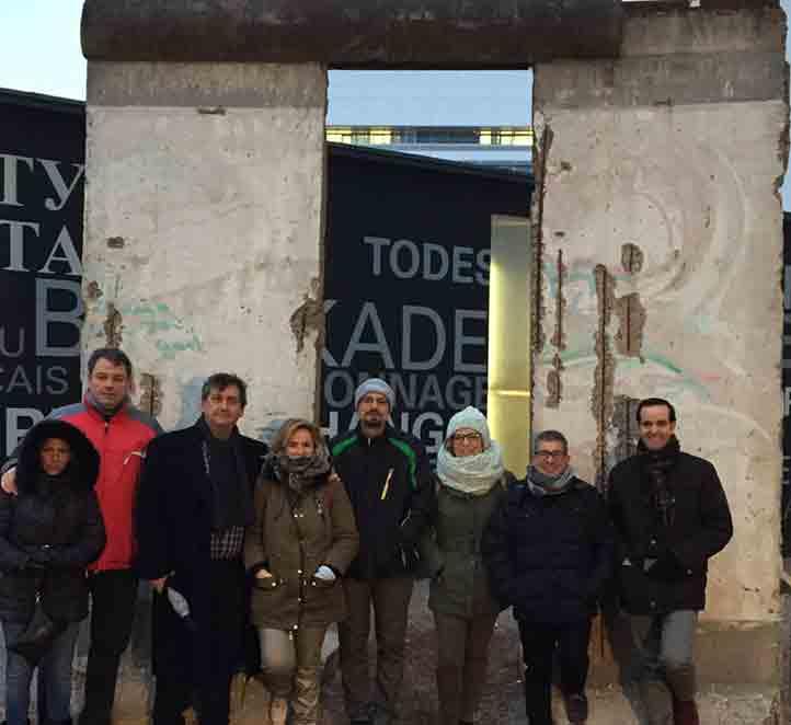 toldos markilux la visita de toldos Jasoma a Alemania