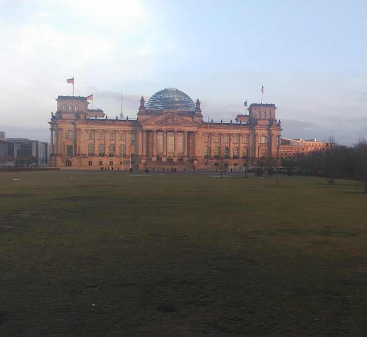 toldos markilux visita a la ciudad de Berlín
