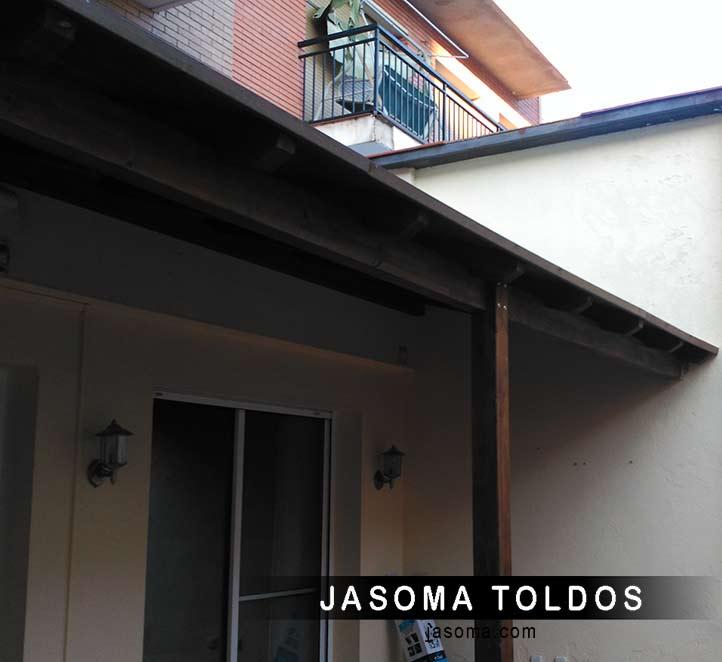 toldos verticales monobloc nuestros productos en Barcelona