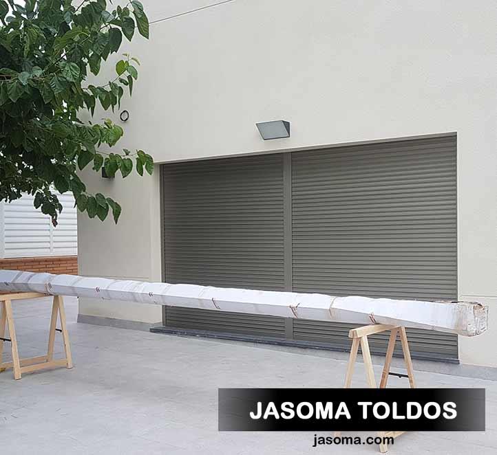 toldo cofre splenbox 400 del fabricante nacional llaza