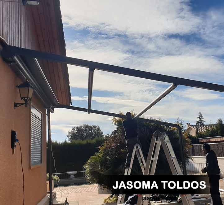 toldo arcada plus ps.3300
