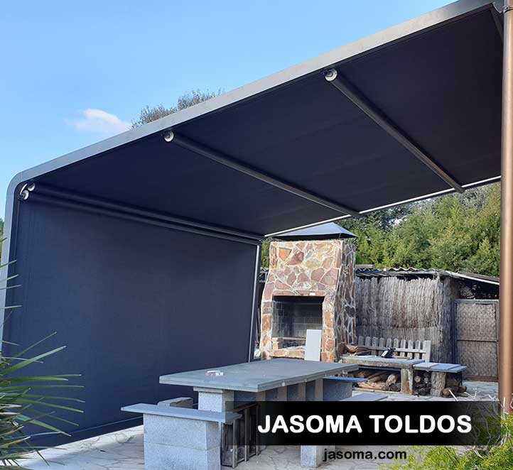toldo arcada plus ps3300 de Stobag